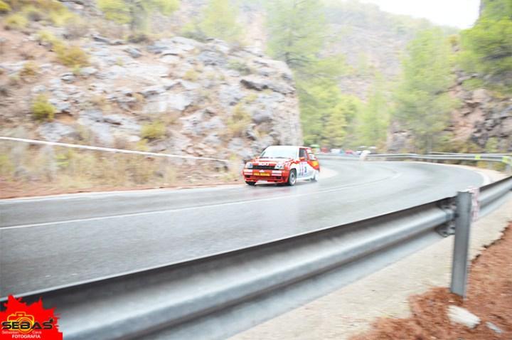 Renault 5 subida a la santa 2014