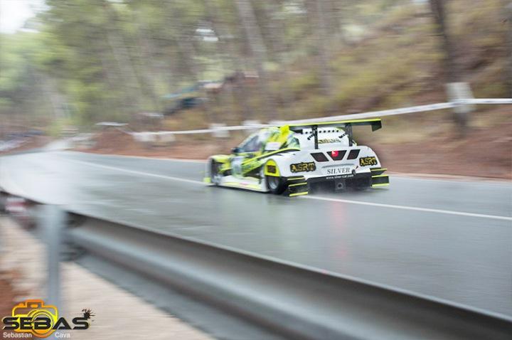 Silver car s2, rally subida a la santa 2014
