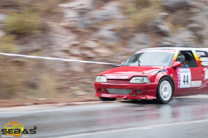 Citroen ax maxi, rally subida a la santa 2014