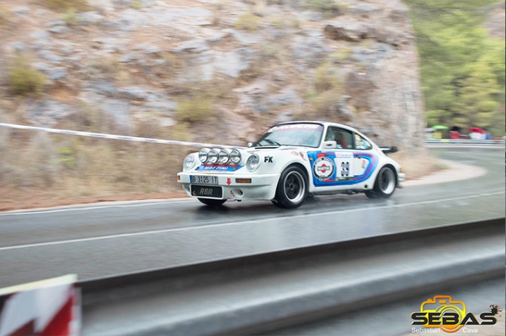 Porche 911 RSR, subida a la santa 2014