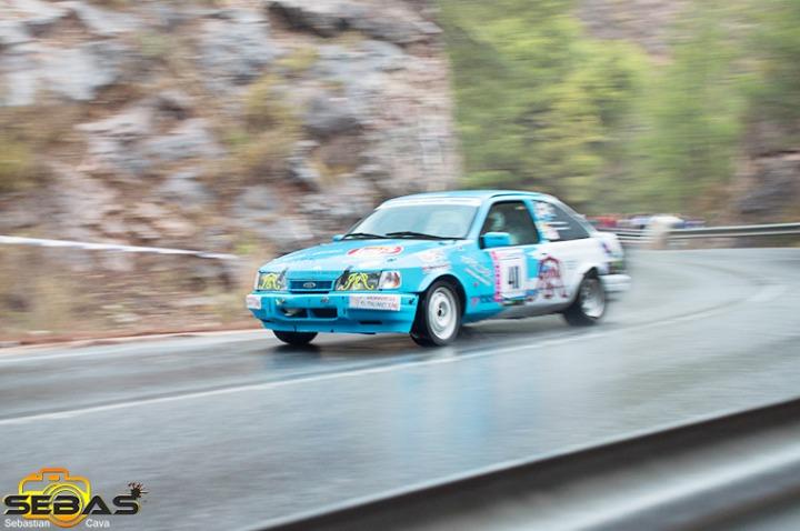Foord sierra SR4, rally subida a la santa 2014