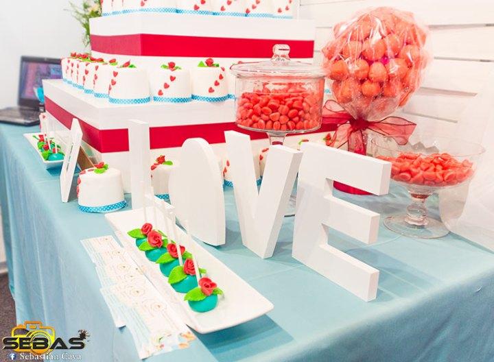 Mesas dulces en Lorca por DivinityCake