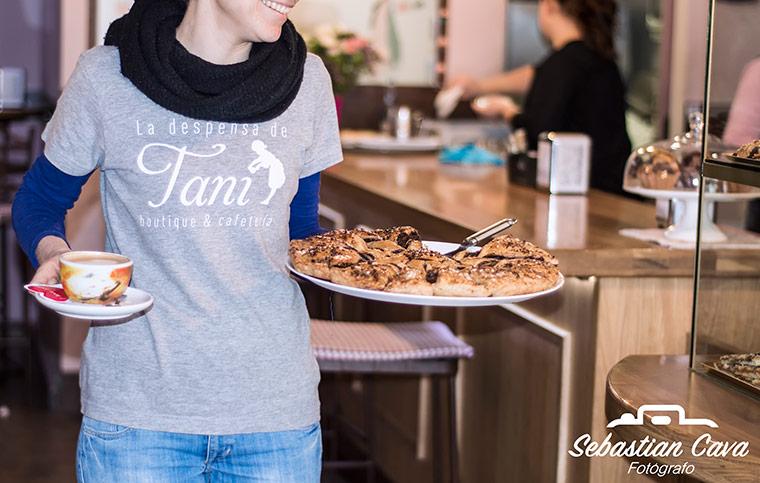 Pasteleria la despensa de Tani en Totana Murcia, tienda de dulces, pasteles y cafes