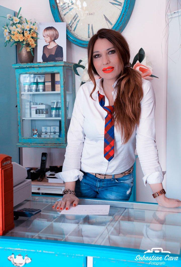 bienvenida centro capilar Mari Carmen Totana Murcia