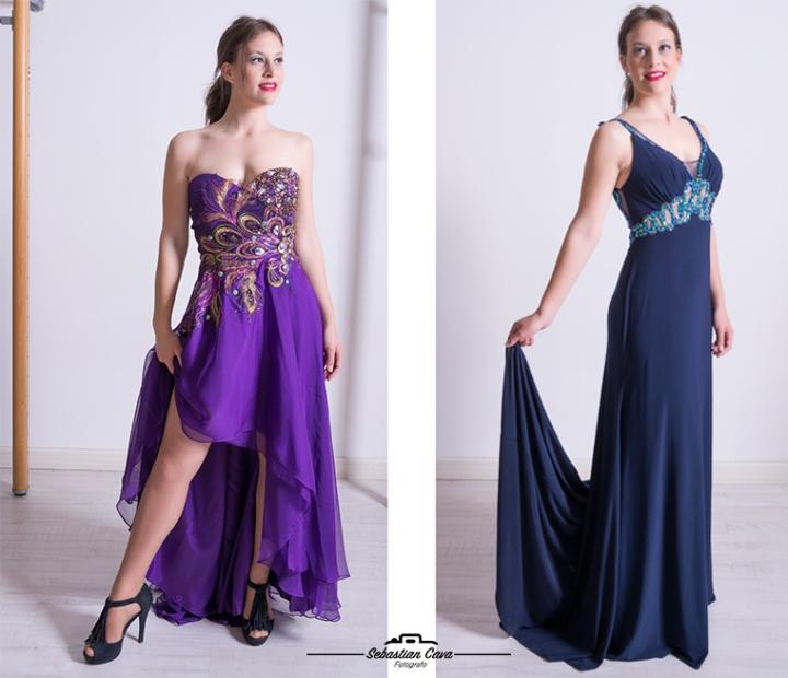 dos vestidos de primavera
