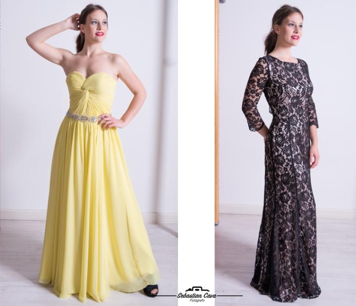 Vestidos elegantes de primavera Boutique Ana