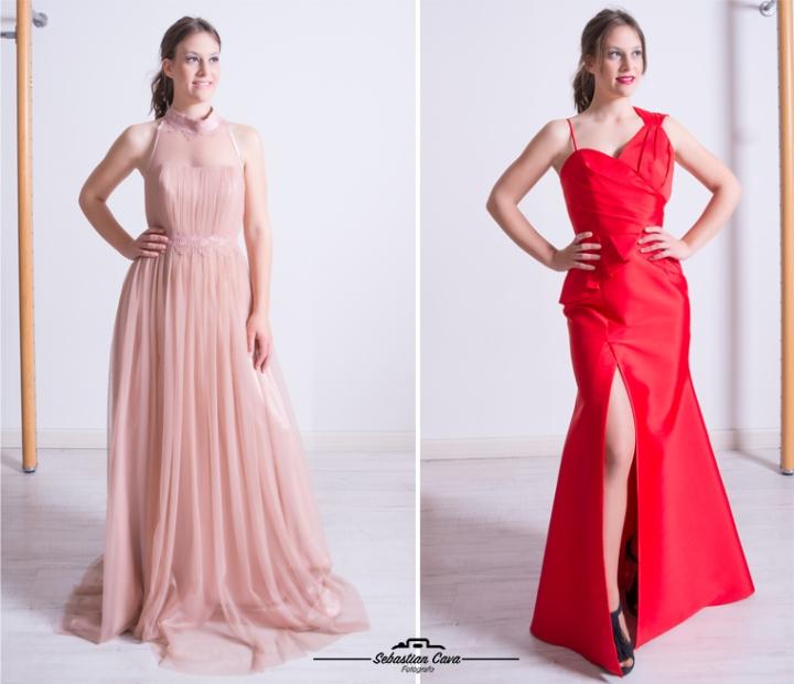 Vestidos largos de fiesta primavera Boutique Ana