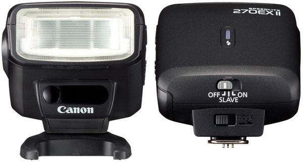 Canon speedlite 270 ex el flash mas barato de Canon