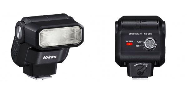 Flash de Nikon SB 300