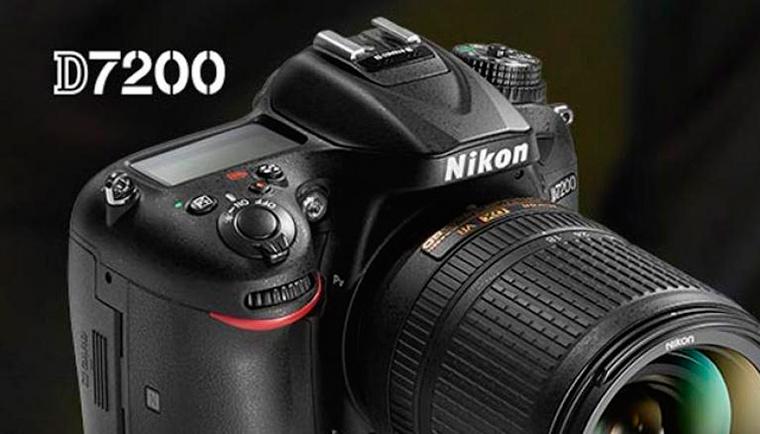 Comparativa entre la nikon d7100 vs nikon d7200