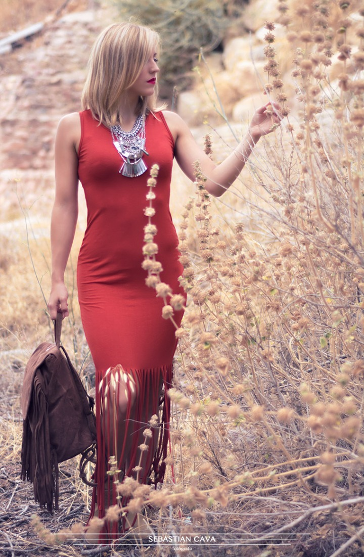 Sesión de fotos para tienda de moda Floreal complementos
