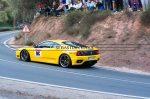 Rally subida la santa 2015 Ferrari