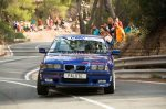 Rally subida la santa 2015 Bmw palote