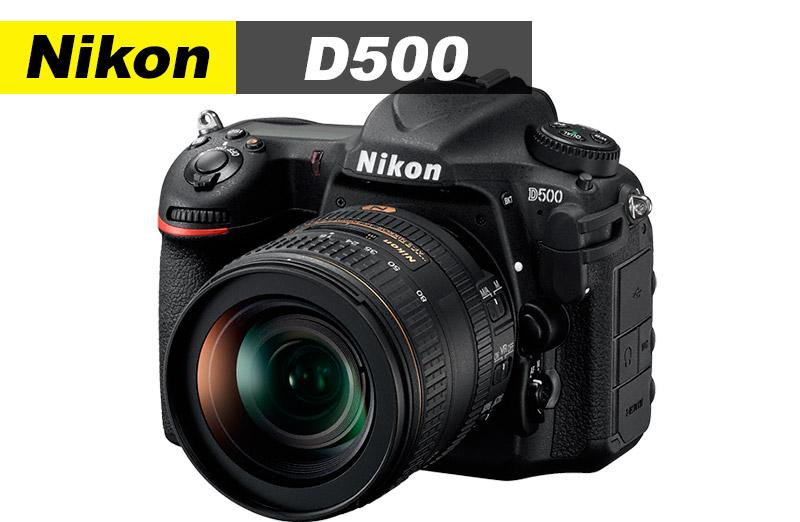 Nikon D500 - Análisis y opinión